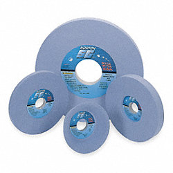 Grinding Wheel, T1, 12x1-1/2x5, CA, 60G, Blue