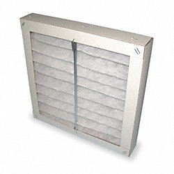 Final Pleated Filter, 12 In. W, PK 4