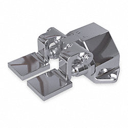 Mixing Foot Pedal Valve, Chrome