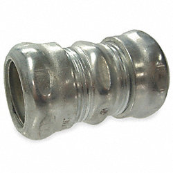 EMT Coupling, Insulated, 1/2 In
