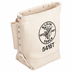 Bull-Pin & Bolt Bag, Canvas, Tunnel Loop
