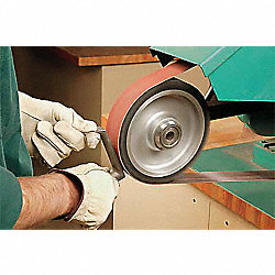 Sanding Belt, 1/2 Wx24 In L, CA, 80G, PK200
