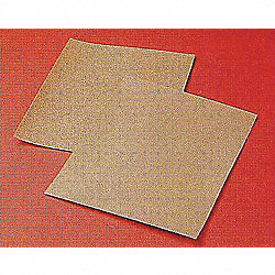 Sanding Sheet, 11x9 In, 150 G, AlO, PK1000