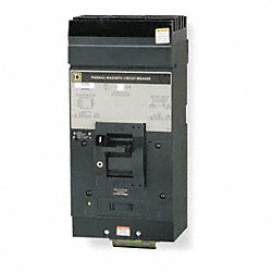 Circuit Breaker, Plug In, LA, 3Pole, 250A