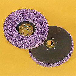 Clean and Strip Disc, SC, 7in, XCrs, TN, PK5