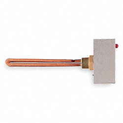 Immersion Heater, 14-1/8 In. L