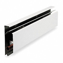 Hydronic Closed Loop Heater, 48 In. L