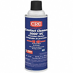 Non-Flammable Contact Cleaner, 13 oz.