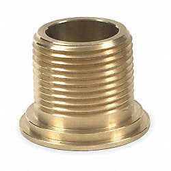 Adapter, 3/4 In, MNPT, Bronze
