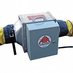 Confined Space Heater, 240V, 23900 BtuH