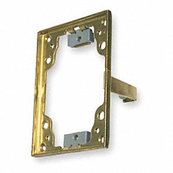 Adapter Frame, Ground Lug, Rectangular