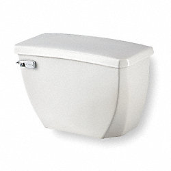 Pressure Assist Toilet Tank, 1.1 GPF