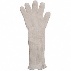 Heat Resistant Gloves, Natural, Univer.