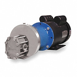 Gear Pump, Magnetic Drive, 3HP, 3 Phase