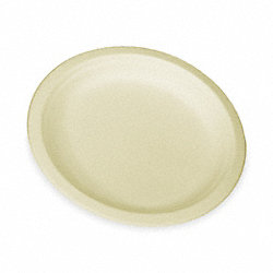 Plate, Compostable, 7 In, PK 1000