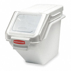 Bulk Storage Bin, 100 Cup, w/Scoop and Lid