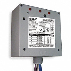 Enclosed Pre Wired Relay, Pilot Duty
