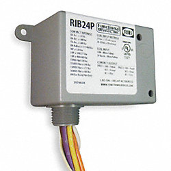 Enclosed Pre Wired Relay, Power Relay