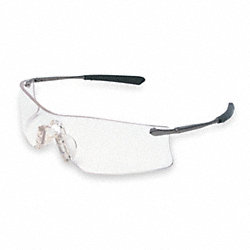 Safety Glasses, Clear, Antfg, Scrtch-Rsstnt