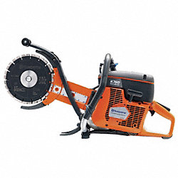 Power Cutter, 2-Cycle Gasoline, Wet Cut