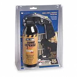 Pepper Spray Fogger, Pistol Grip, 13 oz