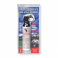 Pepper Spray, Bear Deterrent, 9.2 oz