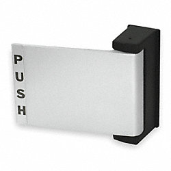 Deadlatch Paddle, LHR, Push, Dark Bronze