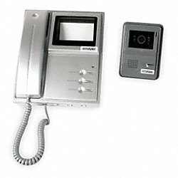Access Control Intercom, Audio Video
