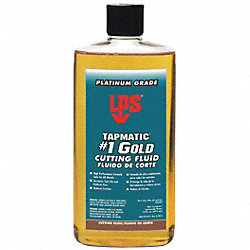 Gold Cutting Fluid, 16 Oz