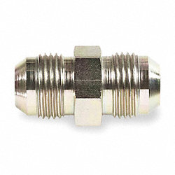 Hose Adapter, Male JIC to Male JIC, Union
