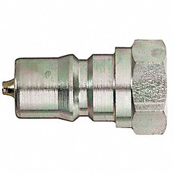 Quick Coupler, Nipple, 3/4 In NPT