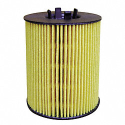 Lube Filter, Element, 4 3/32 In L