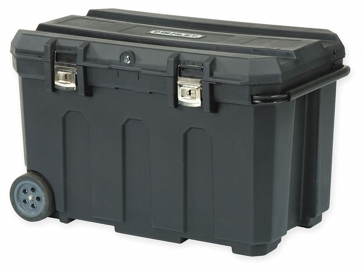 STANLEY Mobile Tool Chest, Rolling, 50 Gallon by Stanley 037025H at Sears.com