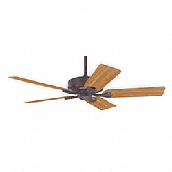 Decorative Ceiling Fan, 52 In. Dia.
