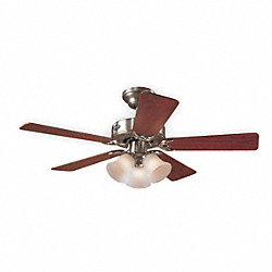Decorative Ceiling Fan, 42 In. Dia.