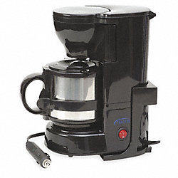 Personal Coffee Maker, 12 Volt, 13 Amps