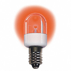 Mini LED Bulb, LM40F1WE26, 2.50W, G40, 100V