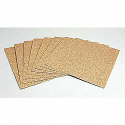 Sanding Sheet, 9x3-5/8 In, 80 G, AlO, PK2000