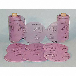Disc, Sanding, NoHole, 5 in, VF, P240G, PK500