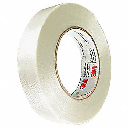 Electrical Tape, 1/2 x 60 yd, 7 mil, PK 72