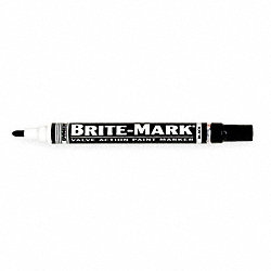 Paint Marker, Brite Mark(R) 916, Black