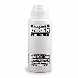 Opaque Staining Color, 8 oz, Orange