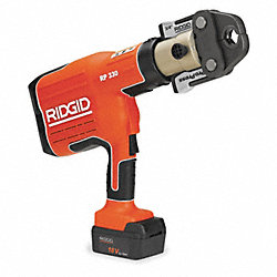 Pressing Tool, Cordless, For 1/2 To 2 In