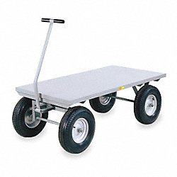 Wagon Truck, 2000 lb., 16-1/2 In. H