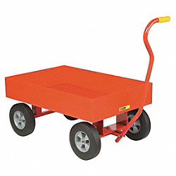 Wagon Truck With 5th Wheel, 68 In. L