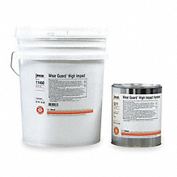 Epoxy, 30 Lb, Bucket, Gray