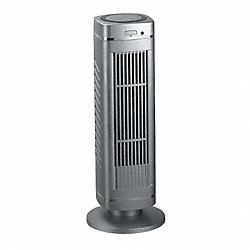 Portable Air Cleaner, UV, 36/65/80 CFM