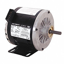Mtr, Split Ph, 1/2 HP, 1725rpm, 115V, 56Z, ODP
