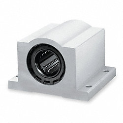 Pillow Block, 0.625 In Bore, 1.940 In L