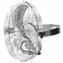 Air Circulator, 12 In, 1448 cfm, 115V